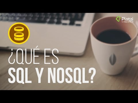 ¿Que es SQL y NoSQL?