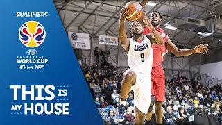United States vs. Cuba - Highlights - FIBA Basketball World Cup 2019 - American Qualifiers
