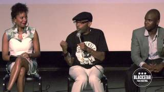BlackStar Film Festival - By Any Means Necessary Panel Discussion