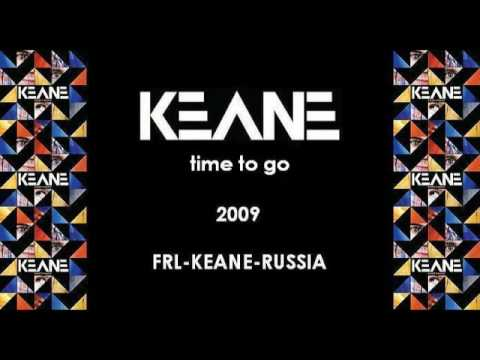 Keane - Time To Go