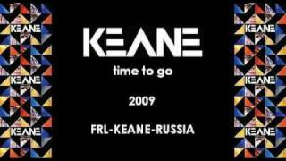 Watch Keane Time To Go video