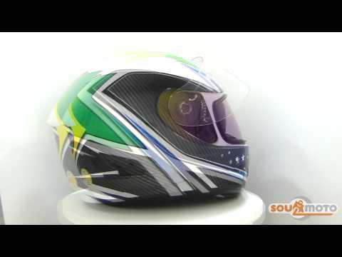 Capacete Zeus 806A II29 Brasil - www.soulmoto.com.br - @SoulMoto
