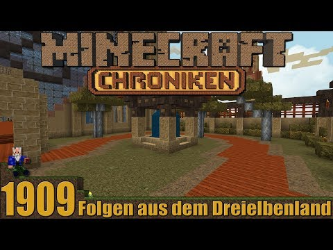 MINECRAFT Chroniken [#1909] Brunnen im Garten [HD+ Deutsch]