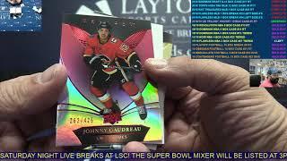 2018/19 Upper Deck Trilogy Hockey Hobby 10 Box Case Break #5