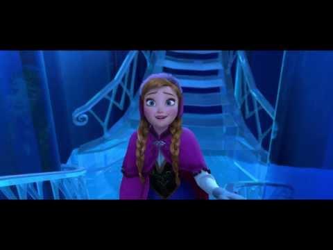 Disney S Frozen Elsa S Palace Extended Scene