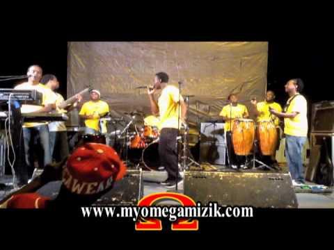 Omega Live @ Omega's BBQ 2011 Feat: Normans de Nu Look