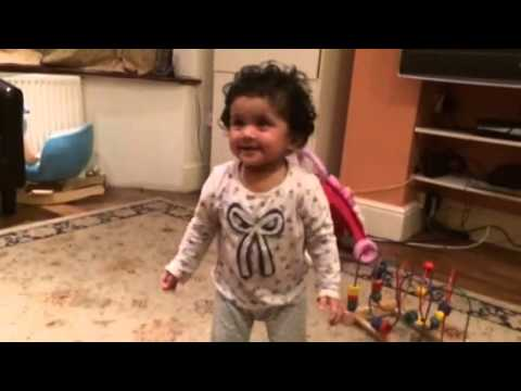 Fiza Running video