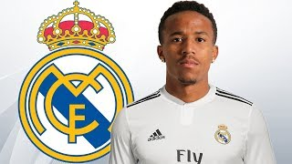 Eder Militao ● Welcome to Real Madrid 2019 ● Tackles & Interceptions