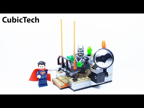 Lego Super Heroes 76044 Clash of the Heroes - Lego Speed Build