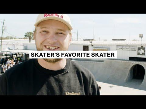 Skater's Favorite Skater | Jamie Foy