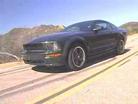 2008 Ford Mustang Bullitt by Edmunds' Inside Line