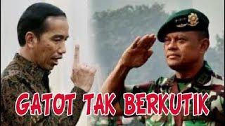 Download Lagu GATOT DI BUAT TAK BERKUTIK OLEH PRESIDEN JOKOWI Gratis STAFABAND