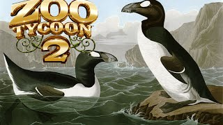 Zoo Tycoon 2: Great Auk Exhibit Speed Build