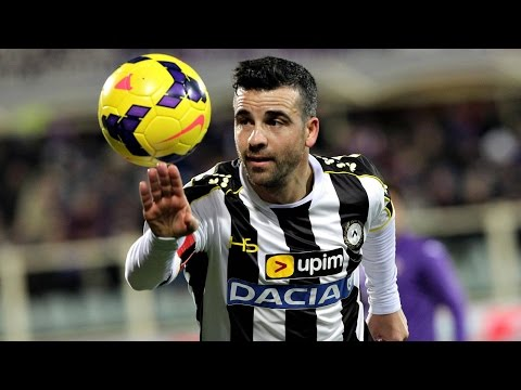 Antonio Di Natale Best Goals Ever