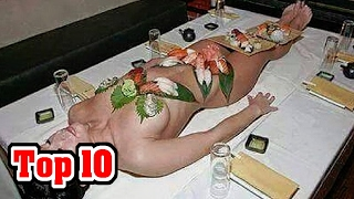 Top 10 WEIRD Restaurants YOU WON'T BELIEVE EXIST