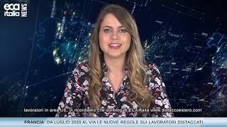 ECA Italia News - Web Tg 11 aprile 2019