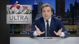 GREG NEWS com Gregório Duvivier | ALIMENTOS ULTRAPROCESSADOS