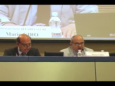 (ITALIANNETWORK TV) ITALIANI ALL'ESTERO - SOTTOSEGR. GIRO(ESTERI):L'ITALIA TORNA IN SUD AMERICA