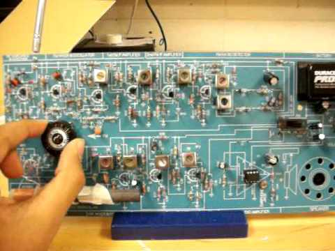 ELEG403 Radio Kit AM and FM test
