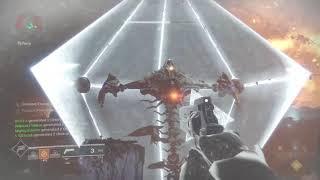 Destiny 2 - 1 Phase Argos Kill!!! INSANE DPS [1 Shield Break]