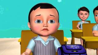 Johny Johny Yes Papa Nursery Rhyme Kids' Songs 3D Animation English Rhymes For Children mp4 6