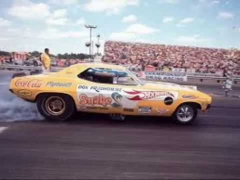Don Prudhomme - Hot Wheels Funny Car,Drag Racing