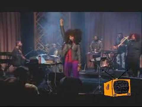 Erykah Badu - The Cell