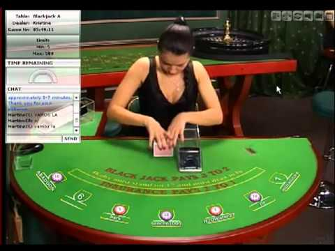 table game dealer training