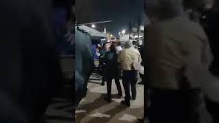 Hmong Fresno new year fight part 2 outside party...please grow up