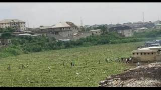 Ogun River Mysteriously Vanishes Overnight In Lagos, Nigeria