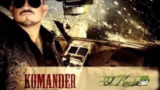 Corrido De Rafael Rios - [ El Komander ] ' Corridos Enero 2013 HD (Con Letra)