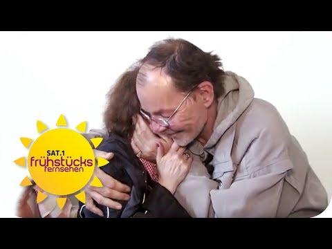 OBDACHLOS TROTZ RENTE: Kein Vermieter will sie haben! | SAT.1 Frühstücksfernsehen | TV