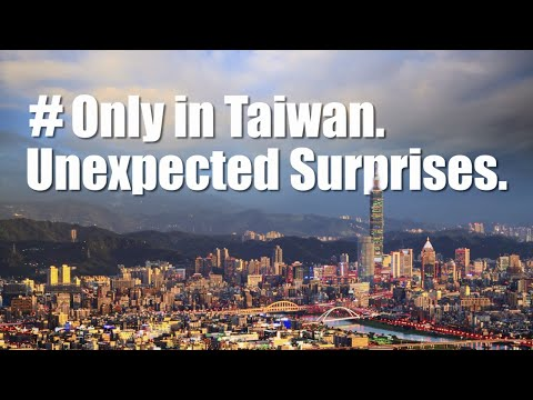 Unexpected Surprises in Taiwan! Film Taiwan. Action!
