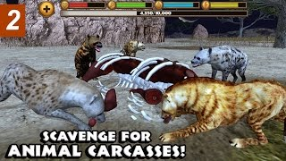 Hyena Simulator - By Gluten Free Games - Part 2 - Compatible with iPhone, iPad, and iPod touch