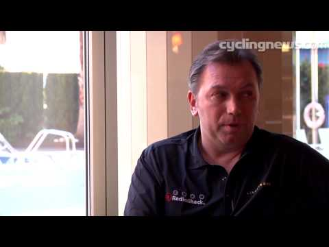 Johan Bruyneel on Fabian Cancellara