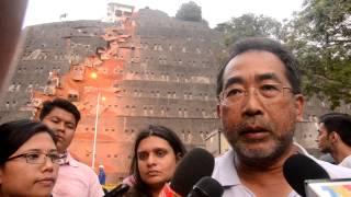 Tanah runtuh setiawangsa-PC dari rumah mangsa datuk jamaluddin jarjis