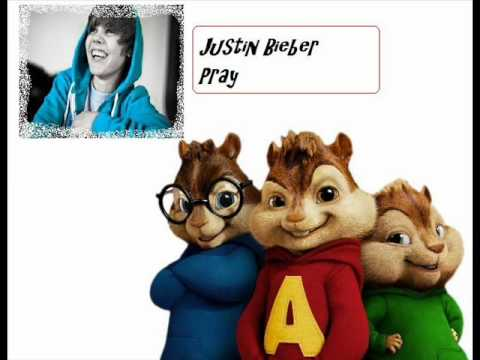 Justin Bieber - Pray (chipmunks ) video