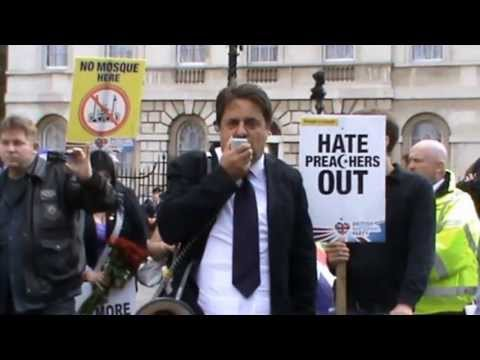 Nick Griffin at Westminster 1 June 13 (PART 1)