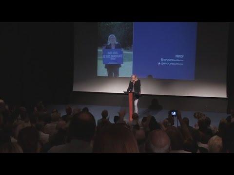 Discours complet de Marine Le Pen à Arras (30 juin 2015)