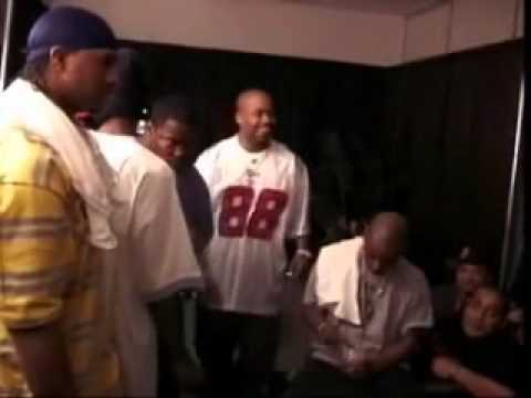 DMX VS JAY - Z Freestyle Battle HIGH QUALITY