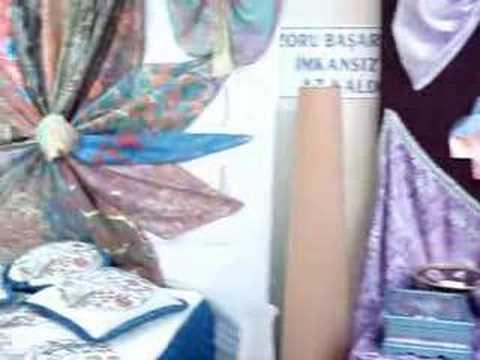 Beykoz OFD el sanatları sergisi