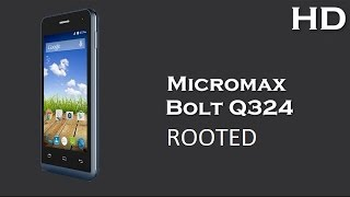 How to root micromax bolt q324 using iroot PC version read the description full root