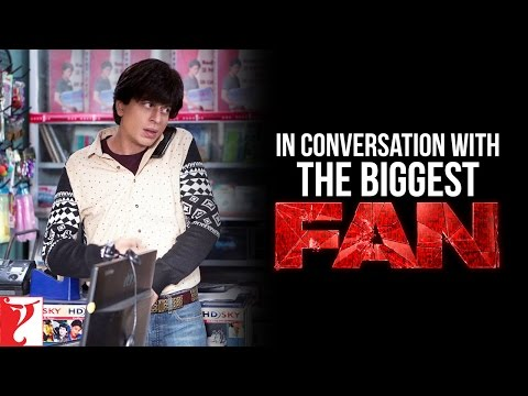 In Conversation With The Biggest FAN