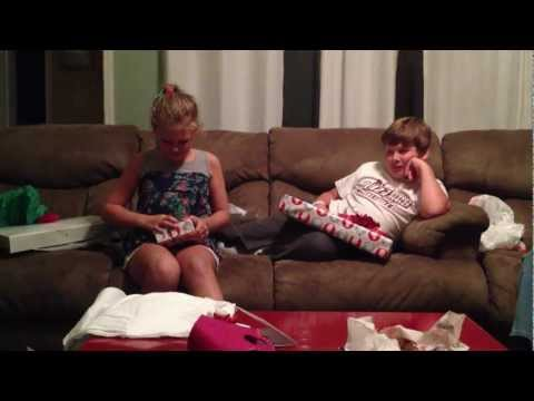 iPhones for Christmas 2012 (full version)