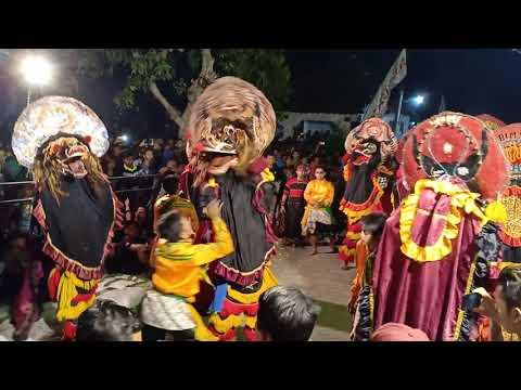 WARU DI TANTANG~RAMPAK BARONG ROGO SAMBOYO PUTRO