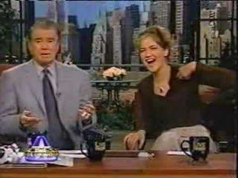 Colleen Haskell after cohosting Regis
