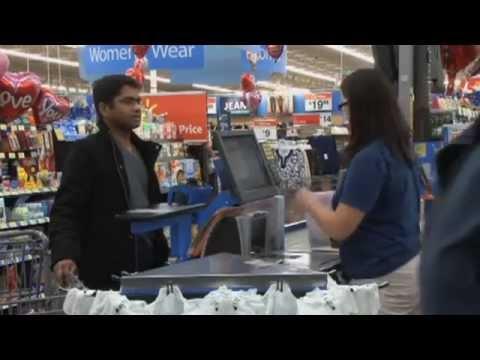 Bad weather hurts Walmart's profit