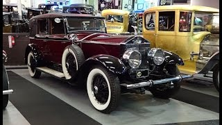 1929 Rolls-Royce Phantom I Brewster Trouville Towncar on My Car Story with Lou Costabile