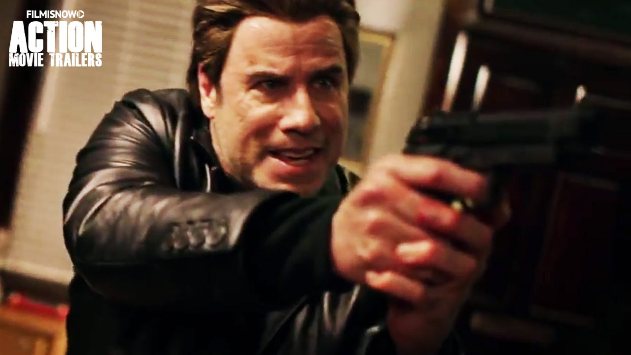 I AM WRATH ft. John Travolta - Official Trailer [Action Vengeance] HD