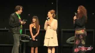 Alice Krige, Hana Hatae & Suzie Plakson - Destination Star Trek 3 (2014)